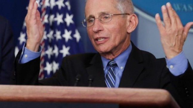 Fauci warns: More death, economic damage if US reopens too fast