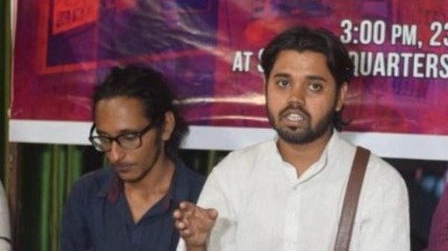 24-year-old Asif Iqbal Tanha, who was earlier arrested in connection with the Jamia Nagar protests, has been sent to police custody for seven days.