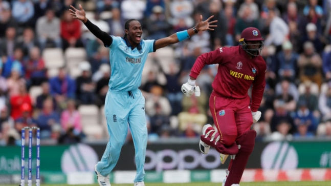 West Indies players see Jofra Archer as another Englishman after taking field: Jason Holder