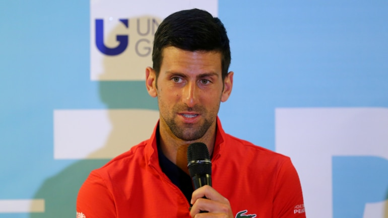 Novak Djokovic has been slammed for hosting the ill-fated Adria Tour (Reuters Photo)