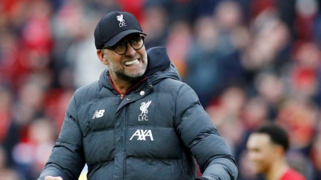 We will not stop: Liverpool boss Klopp sends warning to rivals after Premier League success
