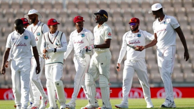 Southampton Test: West Indies in command despite England's 170-run lead