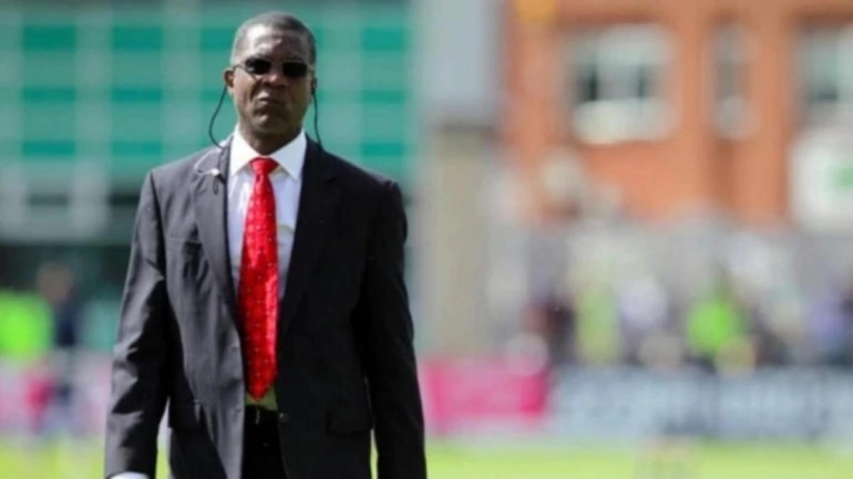 West Indies legend Michael Holding. (Getty Images)