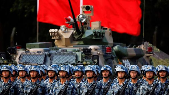 Chinese propaganda provides insights into possible PLA deployment near LAC  - India News