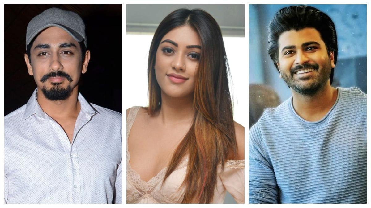 Anu Emmanuel joins the cast of Sharwanand and Siddharth's Maha Samudram -  Movies News