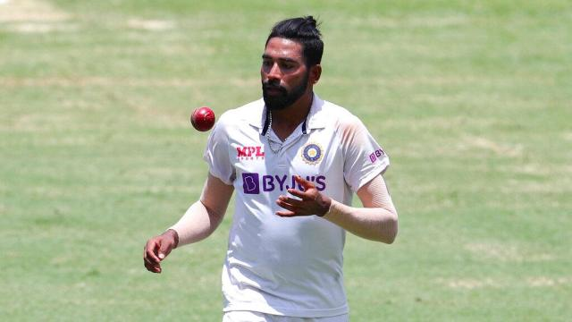 4th Test: Mohammed Siraj joins elite list of Indian bowlers with maiden 5-wicket haul (AP Photo)