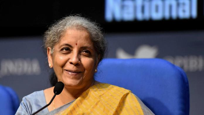 You didn't stop the guys: FM Nirmala Sitharaman defends woman reporter at  Budget presser - Business News