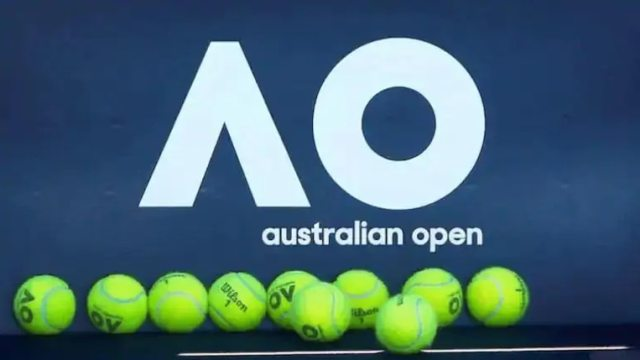 Australian Open warm-up matches cancelled for Thursday. (AP Photo)