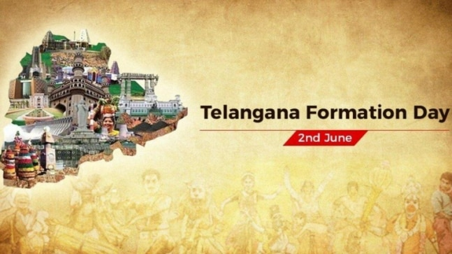 Telangana formation Day 2021: As state turns seven, here's a look at its history, significance and timeline