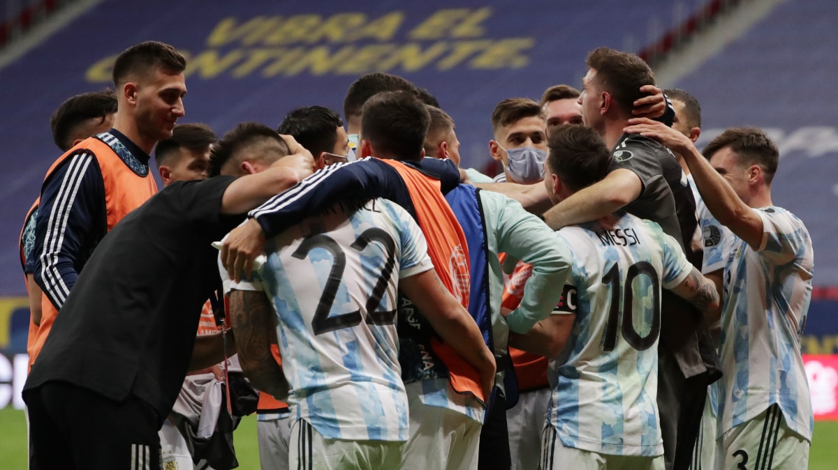 Copa America 2021: Argentina beat Colombia on penalties, set up final date  with Brazil - Sports News
