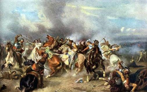 Image result for mughal battles