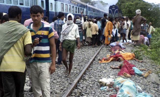 Major Tragedies That Struck India In 2013 Indiatoday