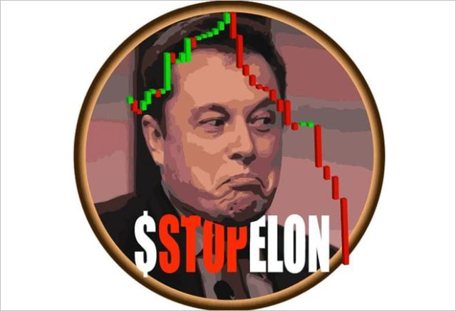 $STOPELON - Now a cryptocurrency to 'destroy' Elon Musk