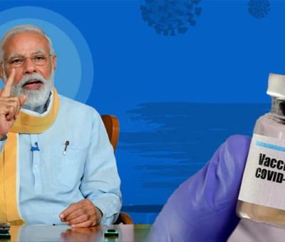 Narendra Modi Appreciates Researchers For COVID Vaccine