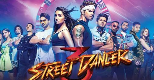 Street Dancer 3D 2019 Movie Mp3 Full Album Hindi Song Free Download