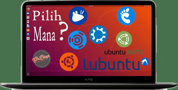 Ubuntu flavour