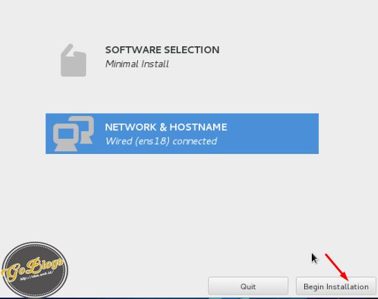 begin installation summary akm.web.id goblogs