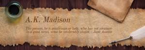 A.K. Madison