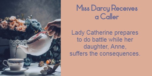 Miss Darcy Receives a Caller