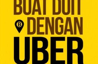 Buat Duit dengan Uber