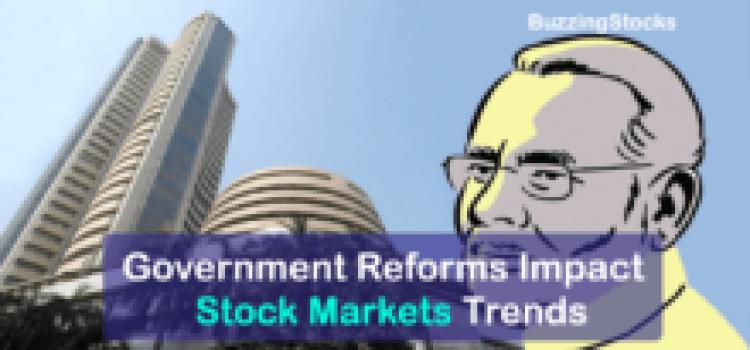 How Modi Government Reforms Impact Stock Market