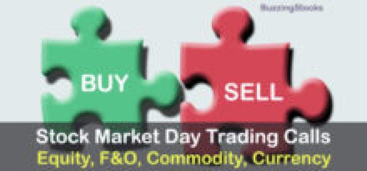 Stock Market Day Trading Calls – 12 Dec 2017