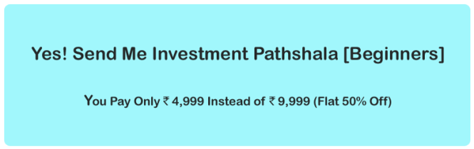 investment pathshala for beginners