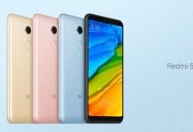 Xiomi Redmi 5 4GB