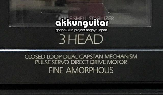 古いカセットデッキを長持ちさせる♪ ~3ヘッド、カセットテープ再ブーム・ラジカセ世代