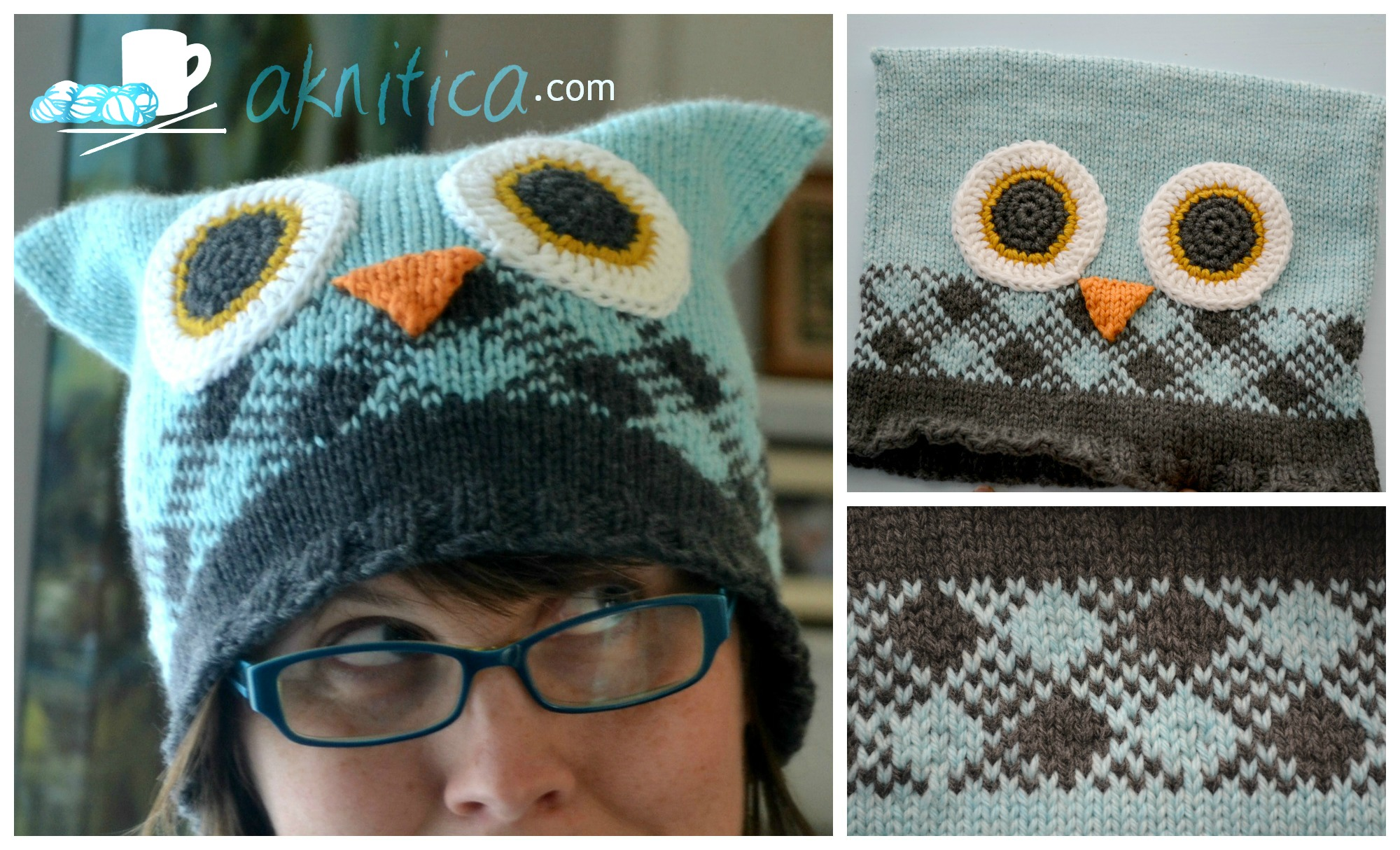 Free Preemie Hats, Upcoming Patterns, and Portraits. Oh My! - aknitica