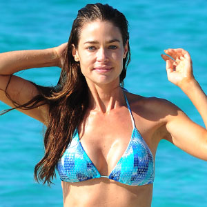Denise Richards Talks Boobs Babies And Dating I Want To