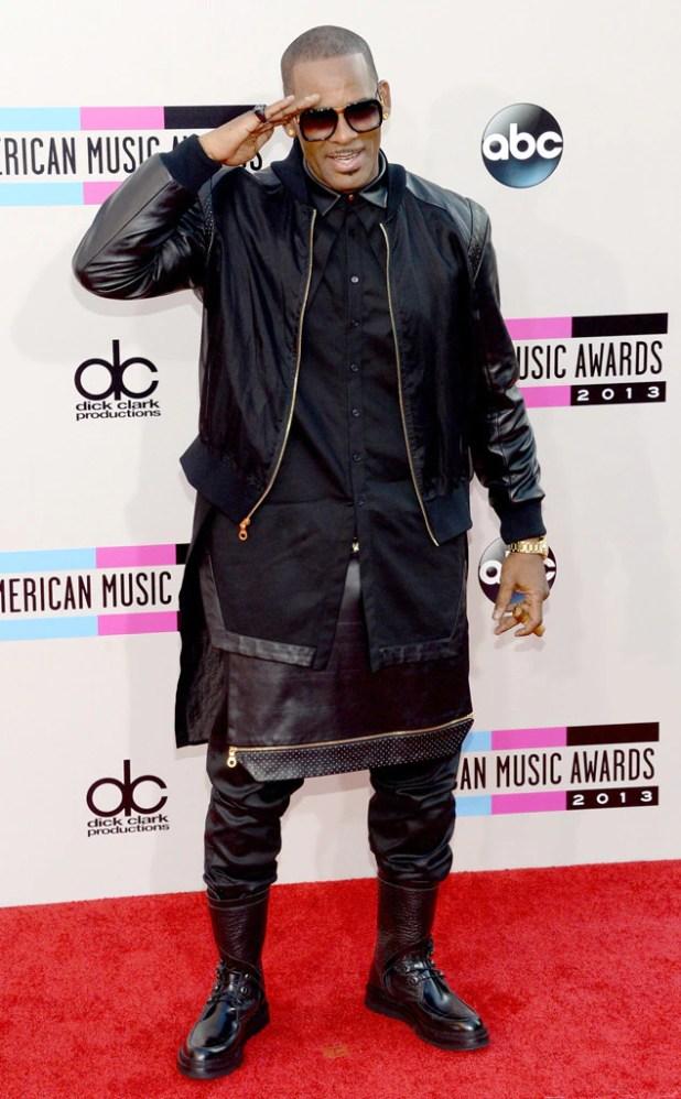 R. Kelly, American Music Awards