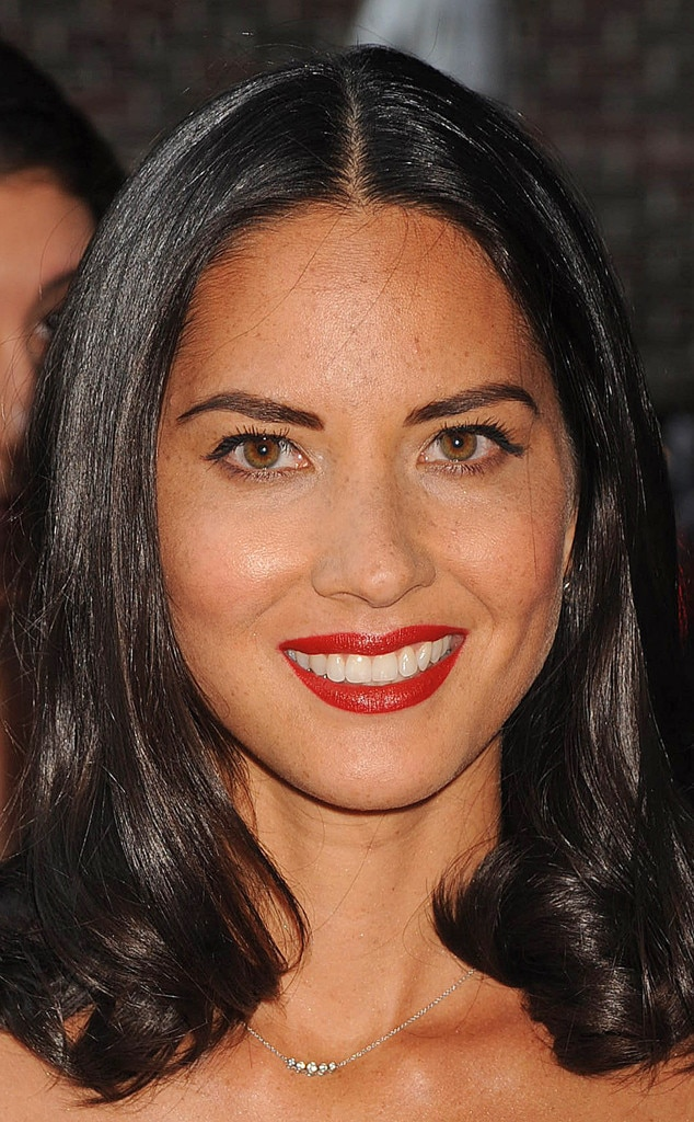 Beauty Police Olivia Munn Brings The Bombshell Glam With