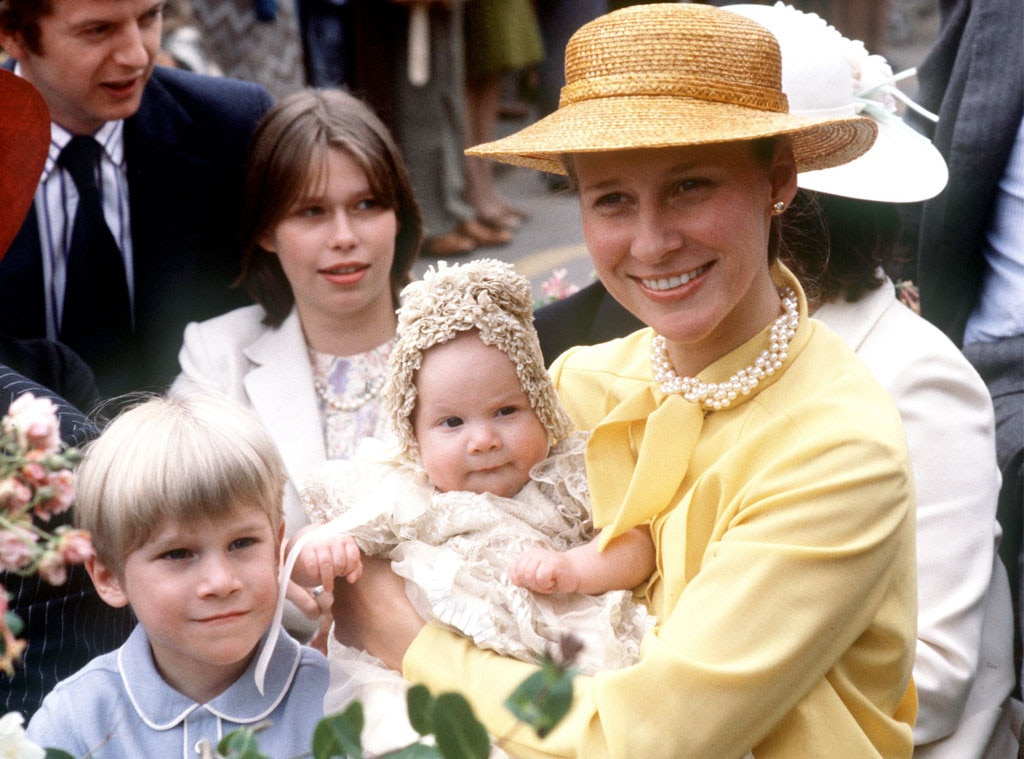 Lady Rose Windsor From Royal Christenings Through The