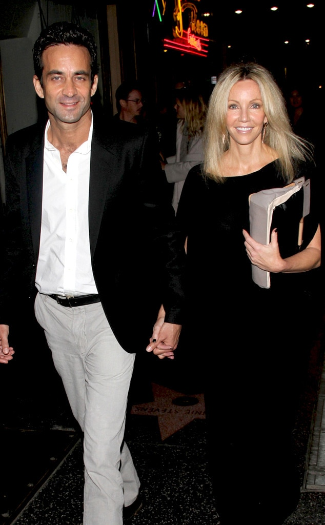 Date Night Heather Locklear Steps Out With Hot Younger