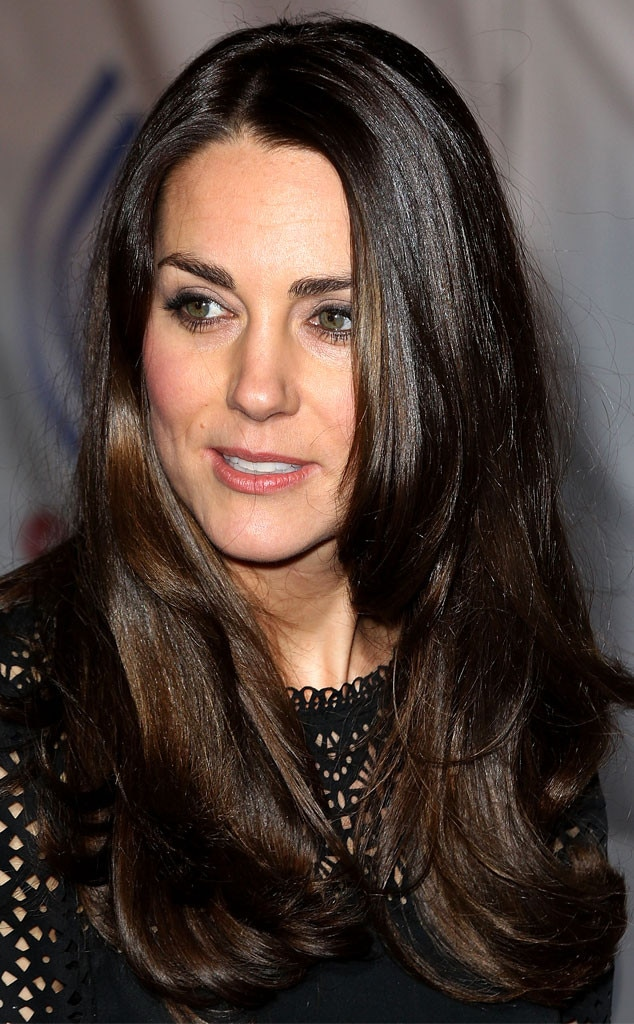 The Dark Side From Kate Middletons Best Hair Moments E
