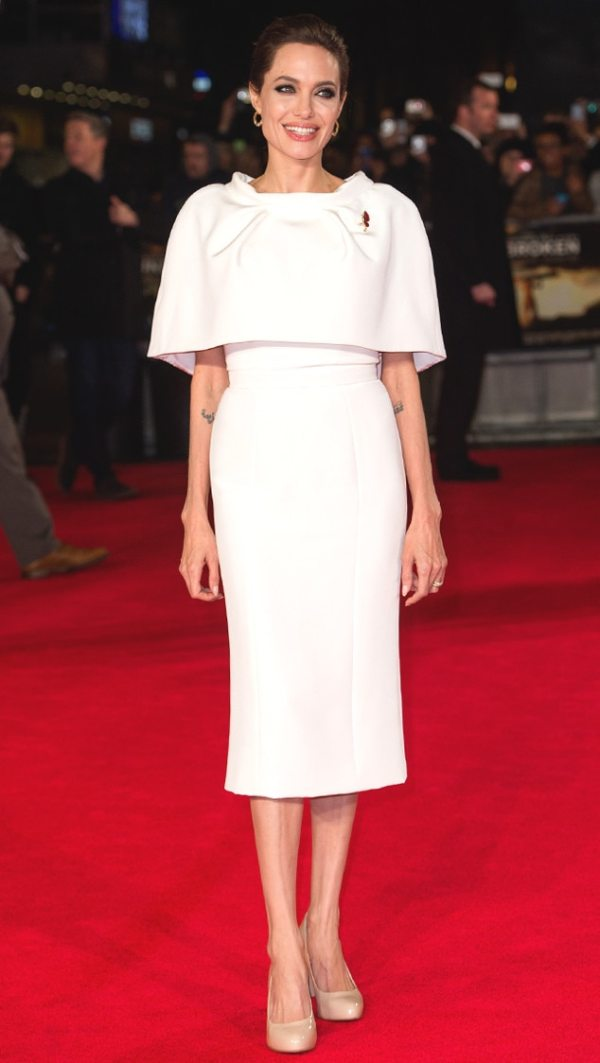 Angelina Jolie from The Best of the Red Carpet   E! News