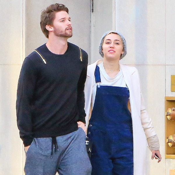 Love Is in the Air from Miley Cyrus & Patrick ...