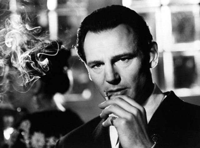 Image result for liam neeson schindler's list