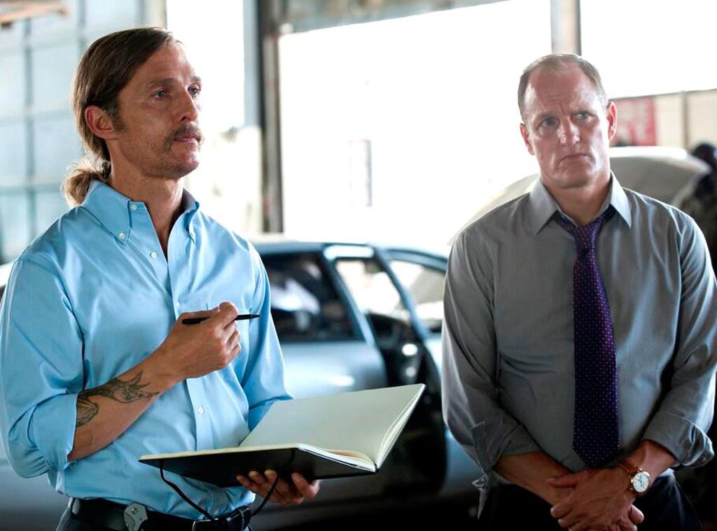 True Detective, Matthew McConaughey, Woody Harrelson