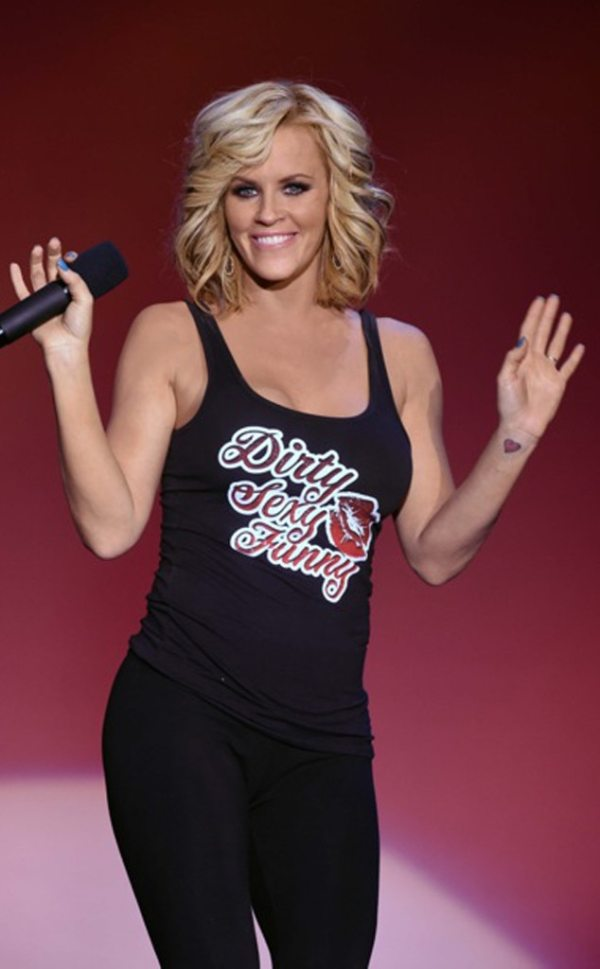 Jenny McCarthy from Celebs Who've Tried Online Dating | E ...