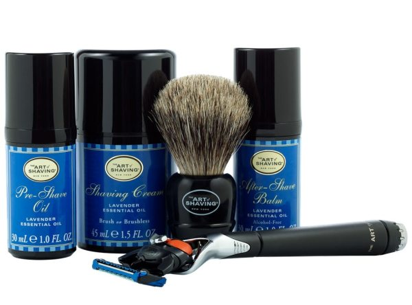 Art of Shaving Lexington Gift Set in Lavender from Father ...