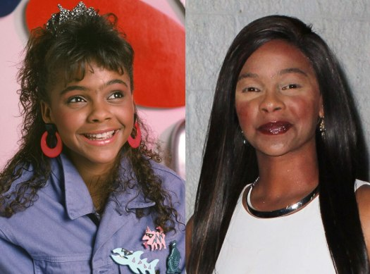 Lark Voorhies from Saved by the Bell: Where Are They Now ...
