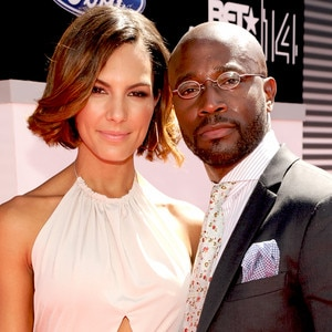 Taye Diggs Makes First Official Red Carpet Appearance With