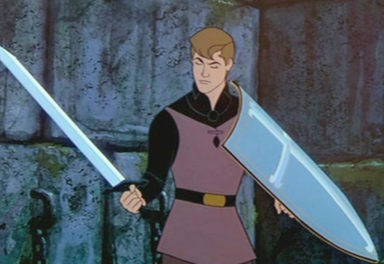 Image result for prince phillip sleeping beauty