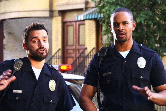Image result for let's be cops