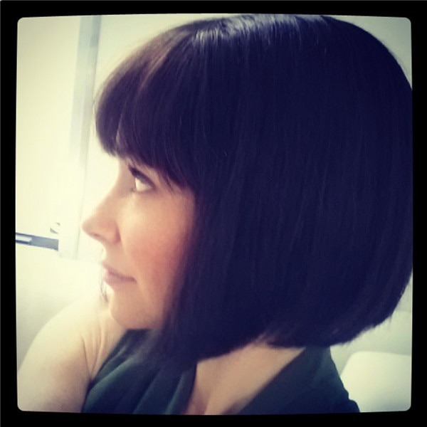 Evangeline Lilly Debuts Bob Haircut For Ant Man RoleSee