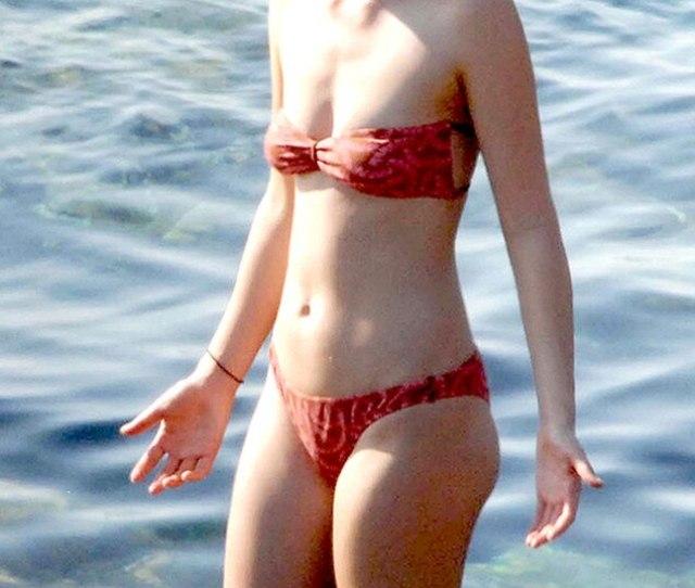 Dakota Johnson Bikini