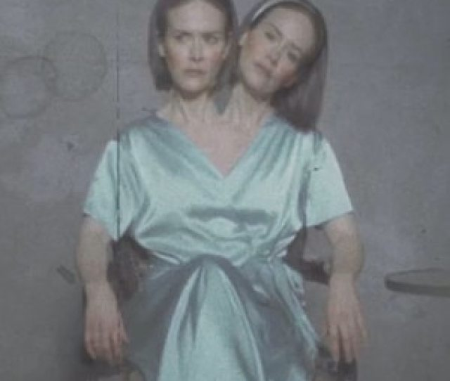 Jessica Lange Rules All In American Horror Story Freak Shows Character Teaser E News