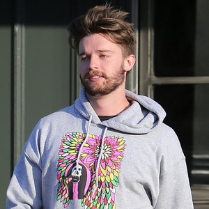 Patrick Schwarzenegger Shows His Affection for Miley Cyrus ...